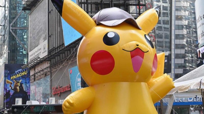 """FILMISAADE """"DUUBEL""""   """"Pokémon: detektiiv Pikachu"""" on enamat kui tühipaljas lastekas"""