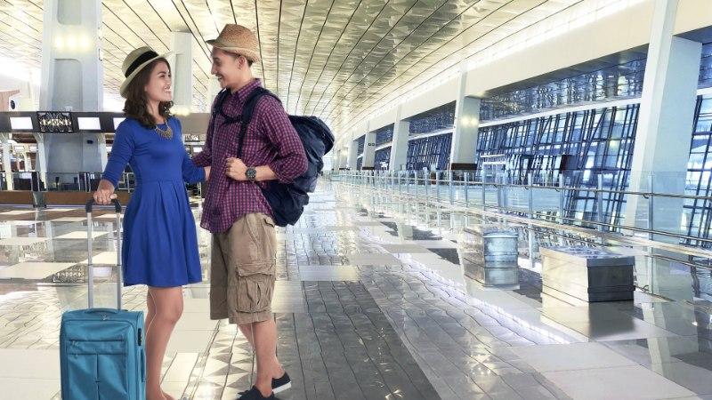 Üha rohkem lennujaamasid lubab piletita reisijaid läbi turvakontrolli