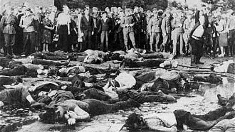 MINEVIKUHETK   7. mai: natsid keelasid Leedu juutide getos sünnitamise