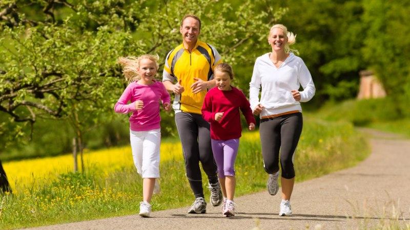 Fujitsu innustab oma töötajaid sportima laste liikumisharjumuste parandamise nimel
