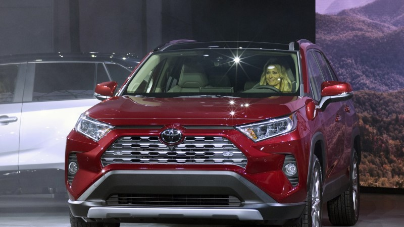 Aprilli automüük Eestis: Toyota on jälle sadulas ja riisub ka mudelitabelis koore