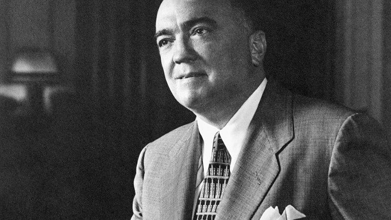 MINEVIKUHETK | 10. mai: FBI esimeseks juhiks sai J. Edgar Hoover