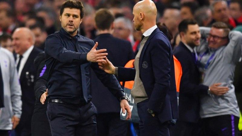 Spursi peatreener tänas suurte munadega kangelasi, Ajaxi kapten elas õudusunenäos