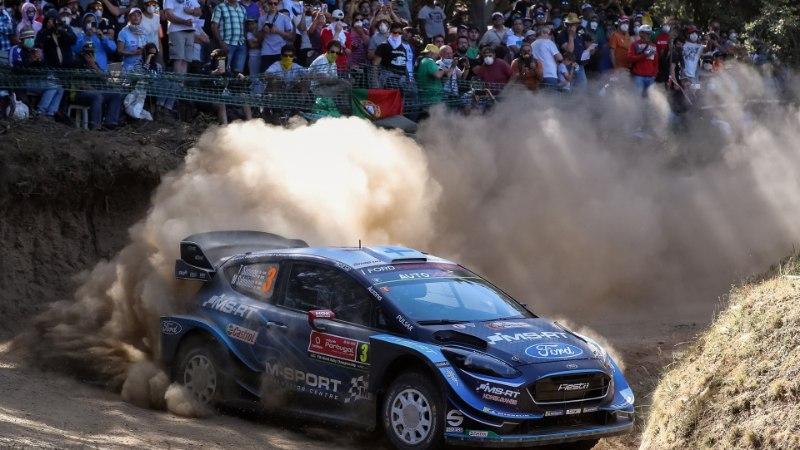 PÕNEV! Selgus järjekordne WRC tipptegija, kes Rally Estonial kihutama hakkab