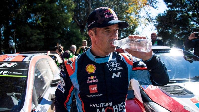 Hyundai boss on enda peale pahane: raiskasin Portugalis labaselt Sebastien Loebi aega!