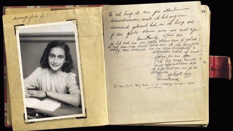 MINEVIKUHETK | 12. juuni: Anne Frank sai sünnipäevakingiks päeviku