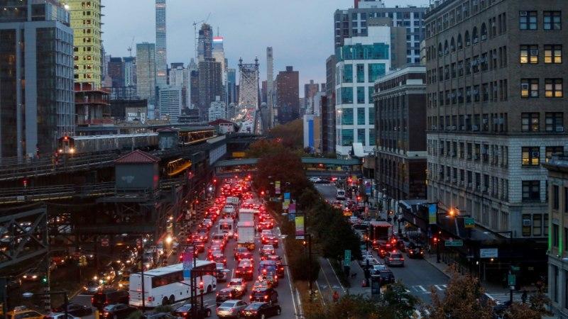 PÕGENE MITMETUNNISTEST UMMIKUTEST: Uber lennutab sind kopteriga New Yorgi lennujaama!