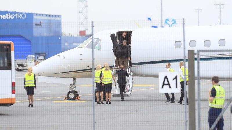 GALERII | Sting saabus Tallinnasse!