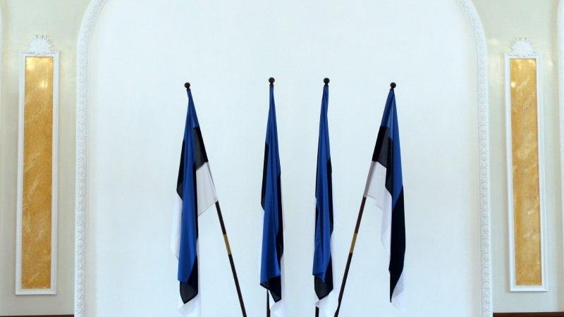 OTSUSTATUD! Euroopa Liidu lipp ei sobi Eesti lipu kõrvale