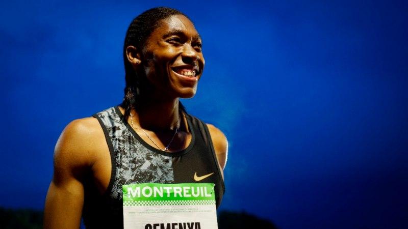 Skandaalne Caster Semenya: Olen talendikas, võiksin joosta ka 100m, kaugushüppes, seitsmevõistluses...