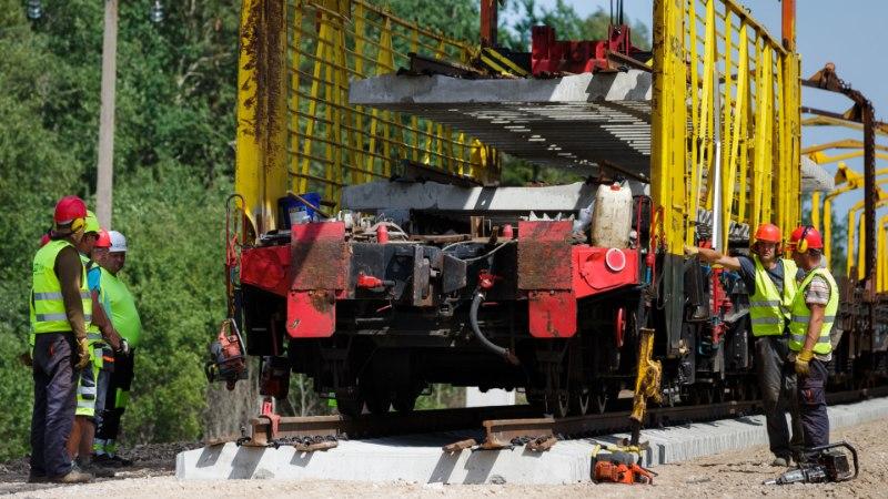 ÕL VIDEO   Inimtühi Turba alevik saab 8 miljonit eurot maksva raudtee