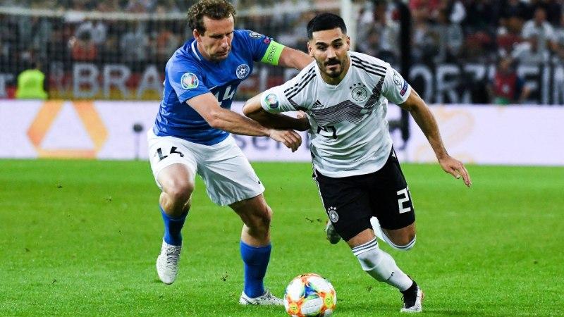 ÕL SAKSAMAAL | Pohlak: Saksamaale kaotuse järel oleks rumal hakata treenerit vahetama, ükskõik, kui suur see kaotus ka on