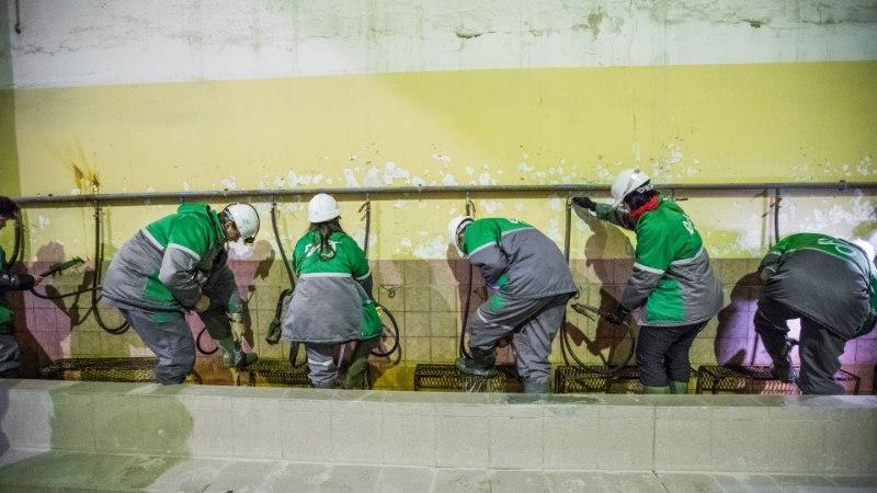 Töötukassa Ida-Virumaa koondamislainest: soovitame sundpuhkusele saadetud inimestel uusi ameteid otsima hakata