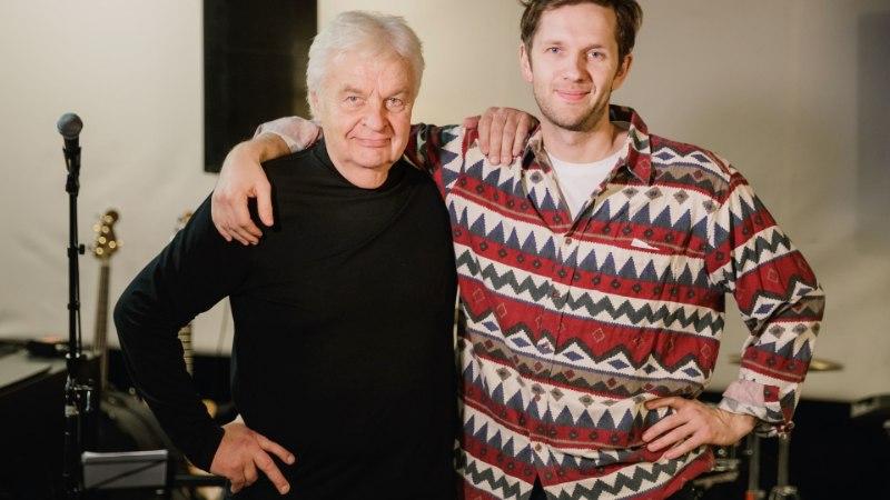 Ivo Linna poeg Robert: ta on vanaisana ideaalne!
