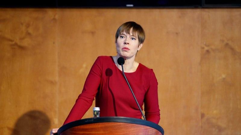 President Kaljulaid Ida-Virumaast: kliimaküsimuse kõrval ei tohi pisendada töö kaotava inimese muret