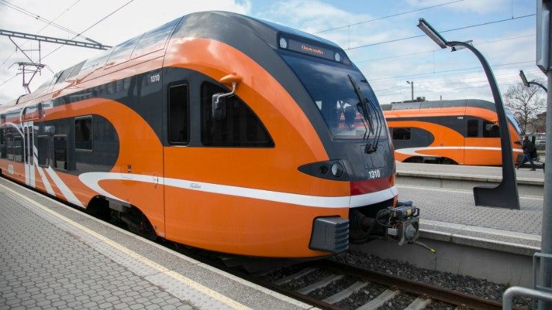 KINDEL! Elron saab endale uued rongid