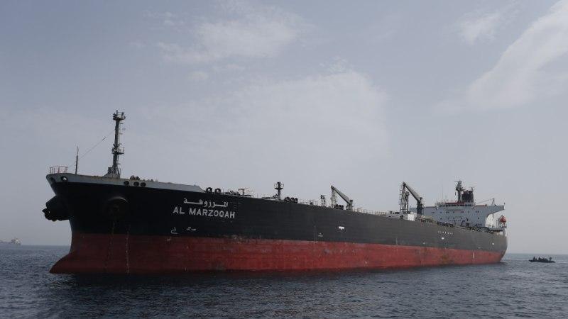 KAHTLUSTATAKSE RÜNNAKUT: Omaani lahel sattusid hätta kaks tankerit