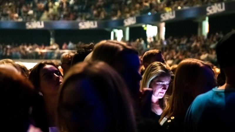 GALERII | Sting Tallinnas: rapsimist laval oli piisavalt, hingestatust vähem