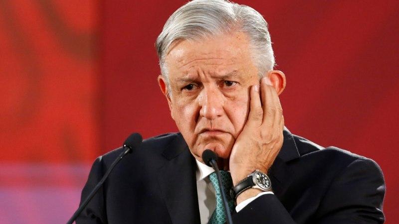 Mehhiko president müüb oma lennuki, et illegaalse rände vastu võidelda