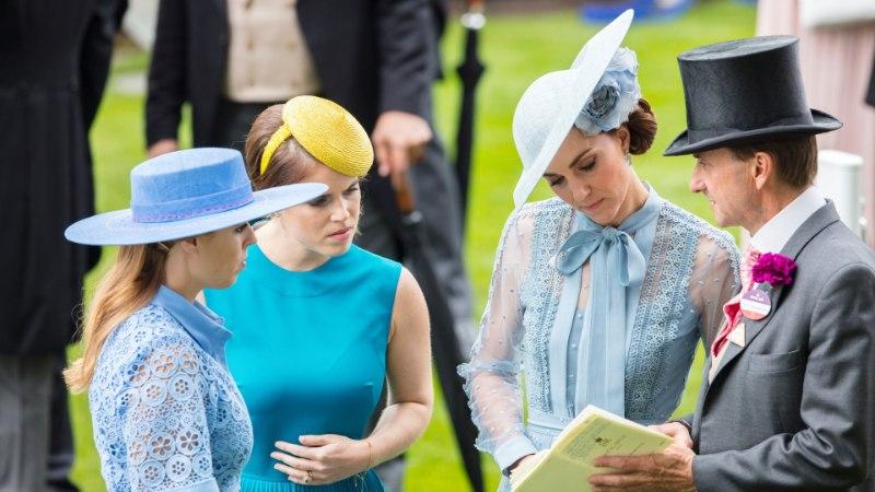 Kas Briti kuningakotta sünnib uus beebi?