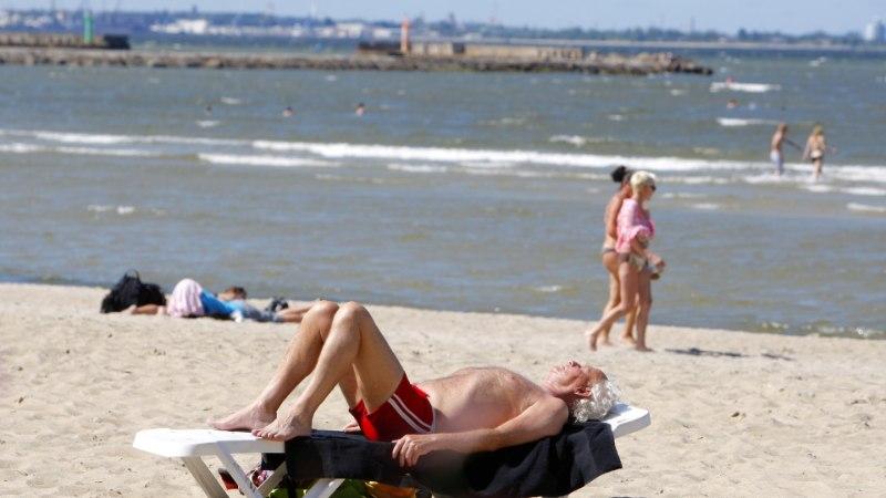 ILMAPROGNOOS | Päikesekreem peale! Sellel nädalal lubab üle 30 soojakraadi