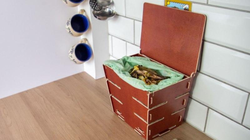 Kasulikku nõu: kas teadsid, et jäätmeid saab sortida igas kodus?