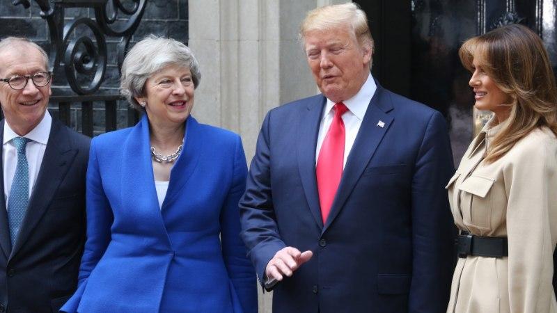 """Трамп пообещал Британии """"феноменальный договор"""" после выхода из ЕС"""
