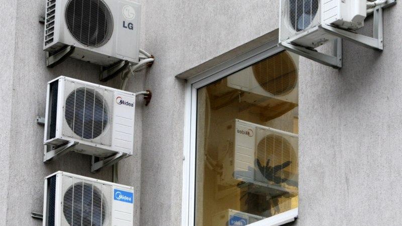 HÄIRIVAD ÕHKSOOJUSPUMBAD: inimesed kaebavad üha enam müra peale