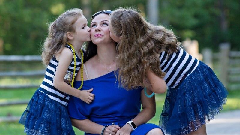"""Vähkkasvaja seljatanud tüdruku ema: """"Loodan väga, et ta on terve, kuid hirm ei ole tänaseni kuhugi kadunud."""""""