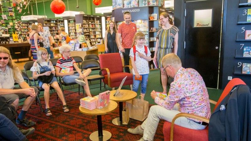 FOTOD   Juba kümnes: Mika Keräneni lastekrimkade sari täienes uue juhtumiga