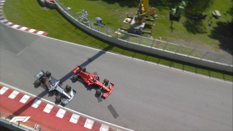 VIDEO | Kanada GP: hooletu Vettel andis suure võimaluse käest ja kinkis võidu Hamiltonile, Mercedese hegemoonia jätkub!