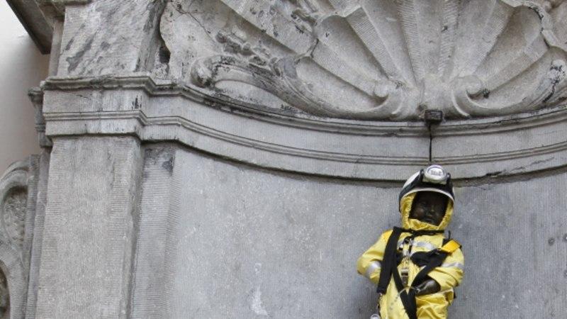 Brüsseli tuletõrjuja!